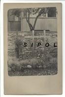 Trois Modestes  Tombes De Pilotes D Aéroplane Guerre 1914/18 Carte Photo BE Voir Description De 2 - 1914-18