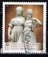 Bund 2018, Michel# 3416 O Schätze Aus Dt. Museen: Johann Gottfried Schadow - Die Prinzessinengruppe - BRD