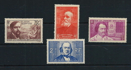 France , Michel-No. 450-453 , Mint (as Per Scans) MNH - France