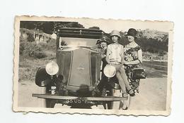 Photographie Auto Voiture   Photo 6,5x10,8 Cm Env - Automobile