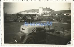 Luftwaffe - Mercedes-Benz Cabriolet C Type 170 W15 / Type 200 W21 - (WL 35879) & Opel Blitz 3,6-6700A - Guerre, Militaire