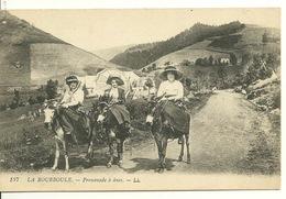 63 - LA BOURBOULE / PROMENADE A ANES - La Bourboule