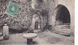 ESPAGNE.  FUENTERRABIA.  PALACIO DE CARLOS V. ANNEE 1908 - Guipúzcoa (San Sebastián)