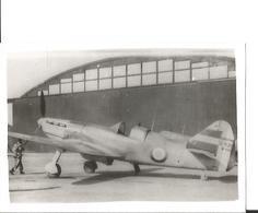 PHOTO AVION DEWOITINE D 520 N°425   10X1CM - 1946-....: Era Moderna