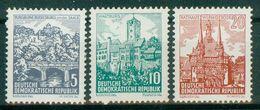 DDR 1961 / MiNr.   835 – 837   ** / MNH   (o4254) - DDR