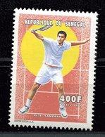 Sénégal ** N° 1410 - Tennis - Sénégal (1960-...)