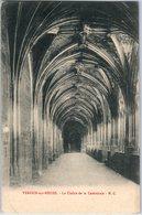 VERDUN -sur-MEUSE-le Cloître De La Cathédrale. - Verdun
