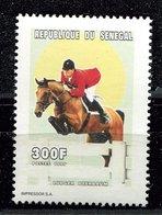 Sénégal ** N° 1400 - Hippisme - - Sénégal (1960-...)