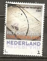 Pays-Bas Netherlands 201- Personal Pronkstuk Van Nederland Obl - 2013-... (Willem-Alexander)