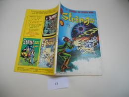 STRANGE EDITION LUG N°171 IRON MAN /// L'ARAIGNEE ///  DAREDEVIL /// ROM /// TBE C1 - Strange
