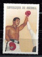 Sénégal ** N° 1391 - Hommage Au Champion Du Monde De Boxe Muhammad Ali - Sénégal (1960-...)