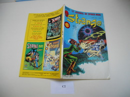 STRANGE EDITION LUG N°171 IRON MAN /// L'ARAIGNEE ///  DAREDEVIL /// ROM /// BE C2 - Strange