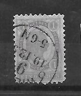 Österreich 1890  FM: Kaiser Franz Joseph  Mi 61  Gestempelt - Unused Stamps