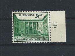 Germany , Empire , Michel-No. 743 , Mint   (as Per Scans) MNH - Deutschland