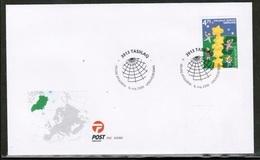 CEPT 2000 GL MI 355 GREENLAND FDC - Europa-CEPT