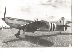 PHOTO AVION DEWOITINE D520 N°1  11X7CM - 1946-....: Era Moderna