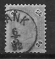 Österreich 1891  FM: Kaiser Franz Joseph  Mi 64/66  Gestempelt - 1850-1918 Imperium