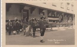 AK - Wien, Tiroler Burgwache Zum Katholikentag Am 10.09.1933 - Unclassified