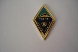 20190121-2450 1er REGIMENT DU GENIE – GARIGLIANO – RHONE - RHIN - Army
