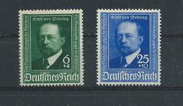Germany , Empire , Michel-No. 760/761 , Mint (as Per Scans) MNH - Deutschland