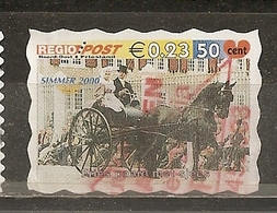 Pays-Bas Netherlands 201- Regional Horse And Carriage Obl - 2013-... (Willem-Alexander)