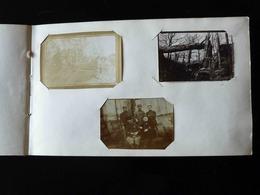 ALBUM DE 65 PHOTOS GUERRE 1914 - 16 - - 1914-18
