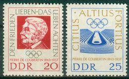DDR 1963 / MiNr.   939 – 940   ** / MNH   (o4259) - DDR