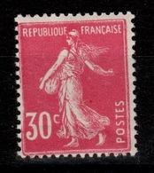 Semeuse YV 191 N* (trace) - France