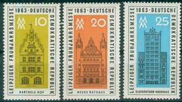 DDR 1963 / MiNr.   947 – 949    ** / MNH   (o4263) - DDR