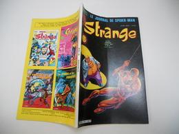 STRANGE EDITION LUG N°169 IRON MAN /// L'ARAIGNEE ///  DAREDEVIL /// ROM /// TBE - Strange