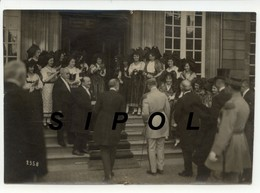 Fete Militaire Costume D Alsacienne Personnages Militaires - 1914-18