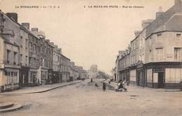 A-19-1155 : LA HAYE DU PUITS. RUE DU CHATEAU. - France