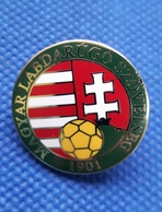 Enamel Pin Badge Hungary Football Federation Magyar - Football