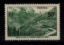 YV 358 N** Iseran Cote 4,30 Euros - France