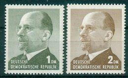 DDR 1963 / MiNr.   968 – 969    ** / MNH   (o4269) - DDR