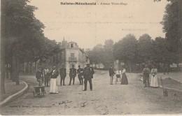 51 Saint Ménehould Avenue  Victor Hugo  Belle Animation - Sainte-Menehould