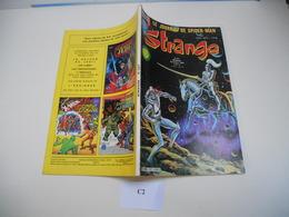 STRANGE EDITION LUG N°167 IRON MAN /// L'ARAIGNEE ///  DAREDEVIL /// ROM /// TBE C2 - Strange