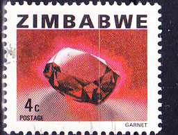 Simbabwe - Granat (Mi.Nr.: 229) 1980 - Gest. Used Obl. - Zimbabwe (1980-...)
