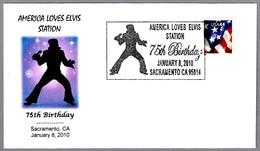 75 BIRTHDAY ELVIS - 75 ANIVERSARIO ELVIS. Sacramento CA 2010 - Elvis Presley
