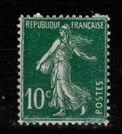Semeuse YV 159 N** - Frankreich
