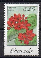 GRENADE Timbre Neuf ** De 1986   ( Ref 5967 )  Fleurs - Grenade (1974-...)