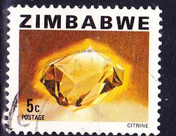 Simbabwe - Citrin (Mi.Nr.: 230) 1980 - Gest. Used Obl. - Zimbabwe (1980-...)