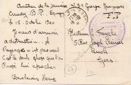 LES CHANTIERS DE LA JEUNESSE CAMP N° 31 GROUPE GUYNEMER - 1921-1960: Période Moderne