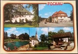 Ak DDR - Pockau - Ortsansichten - Lengefeld