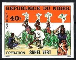 Níger Nº 410 SIN DENTAR En Nuevo - Níger (1960-...)