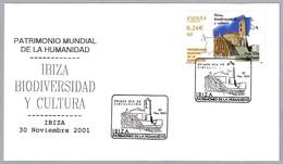 IBIZA, PATRIMONIO DE LA HUMANIDAD. World Heritage. SPD/FDC Ibiza, Baleares, 2001 - Arquitectura