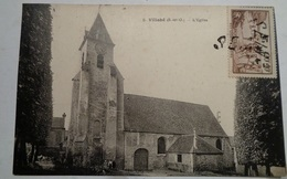 CPAC6 - VILLABE - L'EGLISE - Other Municipalities