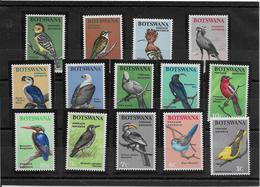 Botswana N°171/184 - Oiseaux - Neuf ** Sans Charnière -  TB - Botswana (1966-...)