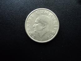 TURQUIE : 10 BIN (000) LIRA   1995  Trancha A *   KM 1027.1   SUP - Turquie