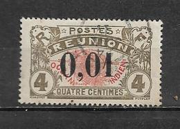 Timbre De Réunion  De 1917  N°83 Oblitéré - Réunion (1852-1975)